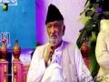 [Speech] Janab Abbas Kumali | Dawat-e-Aftar , Wiladat e Imam Hasan (as) | Mah-e-Ramzaan 1438