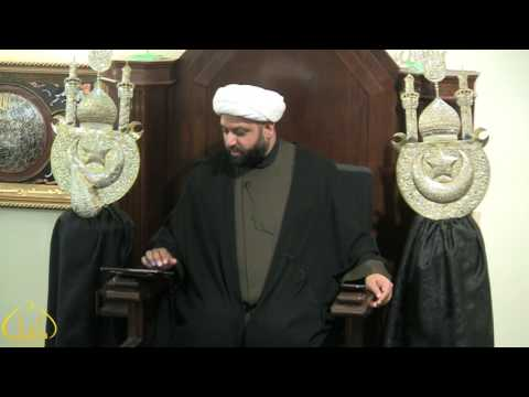 Laylat ul-Darbah of Imam Ali ibne Abi Talib (A): Community Building Part 1 - English