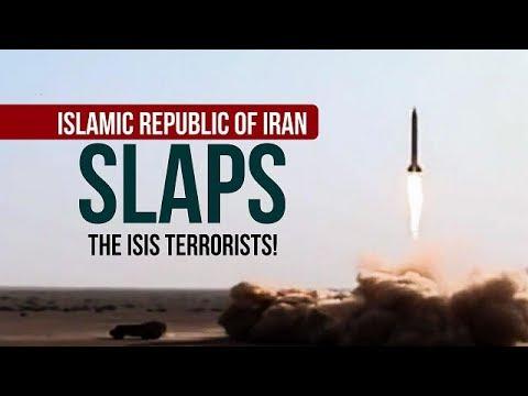 Islamic Republic of Iran SLAPS the ISIS Terrorists! | Farsi sub English