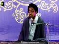 [Amaal e Shab-e-Qadr 1438] Topic: Shabe Qadr or Imam-e-Zamana (atfs) - Molana Raza Jafri - Urdu