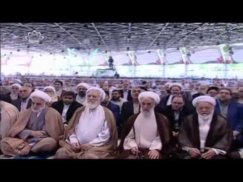 [30 June 2017] Tehran Friday Prayers - حجت الاسلام امامی کاشانی - خطبہ نماز جمعہ - Urdu