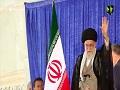 امام خمینی ؒ مومن ، متعبد اور انقلابی ہیں | Farsi sub Urdu