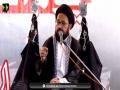 [مجلس عزا یوم انہدام جنت البقیع]  H.I Sadiq Raza Taqvi - 03 July 2017 - Urdu