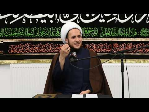 Being Tested in Faith - Shaykh Mostafa Araki - English