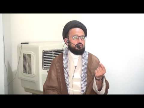 [Mah-e-Ramzaan 1438]  Topic : Life in Mah-e-Ramzan & after Ramzan - H.I Sadiq Raza Taqvi - Urdu
