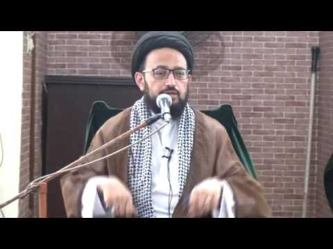 [Mah-e-Ramzaan 1438] Topic: How to adject life with God | H.I Sadiq Raza Taqvi - Urdu