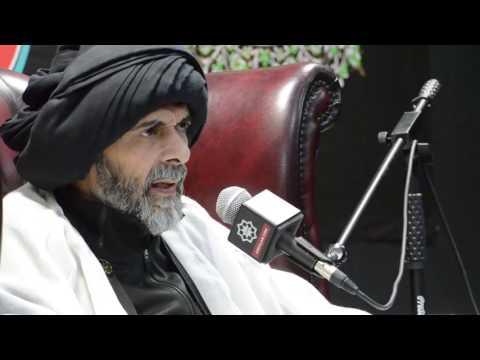 [02] Fatimiyya Majalis 2017 - Sayyid Abbas Ayleya - English