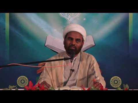 #10 [Quran ke Samaji Usool] - H. I. Maulana Akhtar Abbas Jaun - Maah-e-Ramadhan 1438