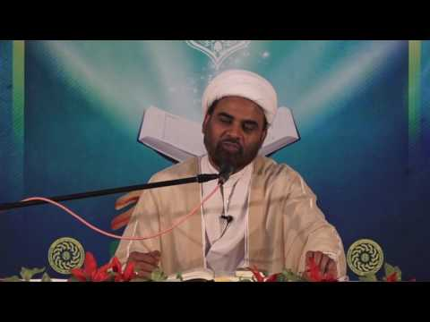 #9 [Quran ke Samaji Usool] - H. I. Maulana Akhtar Abbas Jaun - Maah-e-Ramadhan 1438
