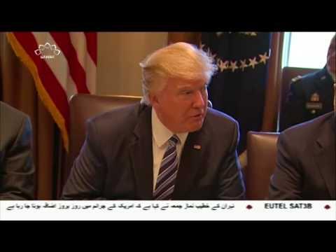 [14Jul2017]ایٹمی معاہدےکی پابندی کرو،ایران نےامریکہ کوکھلا پیغام دےدی