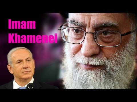 Netanyahu terrified of Ayatollah KHAMENEI ! - English