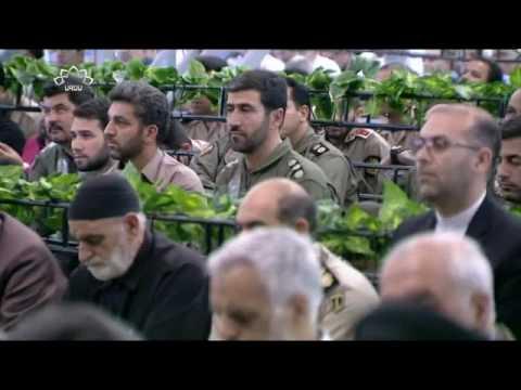 [21 July 2017] Tehran Friday Prayers - آیت اللہ سید احمد خاتمی | - Urdu