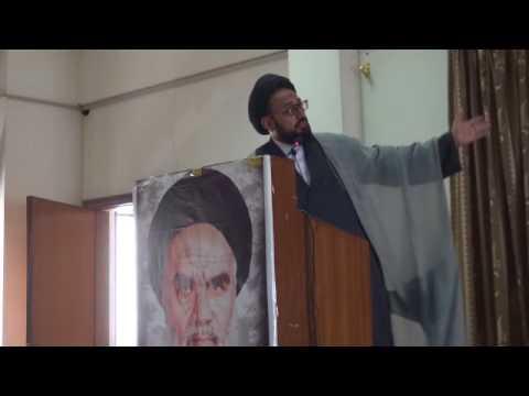 [Lecture] Topic: Inqelab-e-Mahdi or Tableegh | H.I Syed Sadiq Raza Taqvi - Urdu