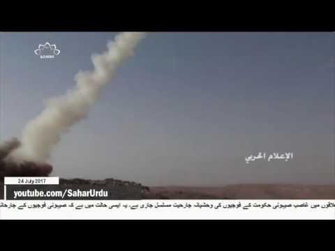 [24Jul2017] حزب اللہ لبنان نے مشرقی لبنان کے جرود عرسال علاقے میں دہشت گ