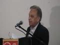 Hussain Day - Naat and speech by Br. Athar Zaidi - Urdu