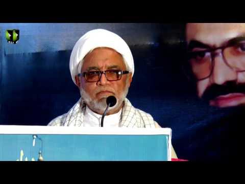 [ 2017 احیاءِ شہداء کانفرنس ] Speech: H.I Mirza Yousuf Hussain  - Urdu