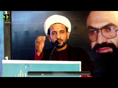 [ 2017 احیاءِ شہداء کانفرنس ] Speech: Moulana Sajjad Hashmi - Urdu