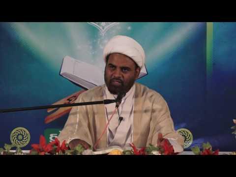 #8 [Quran ke Samaji Usool] - H. I. Maulana Akhtar Abbas Jaun - Maah-e-Ramadhan 1438