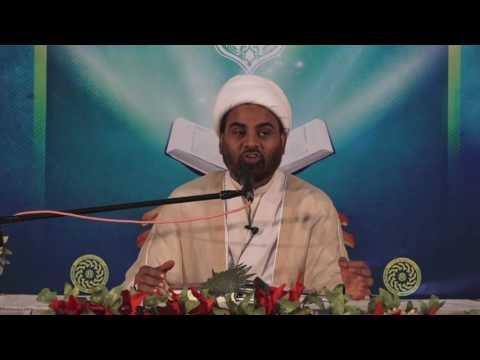 #7 [Quran ke Samaji Usool] - H. I. Maulana Akhtar Abbas Jaun - Maah-e-Ramadhan 1438