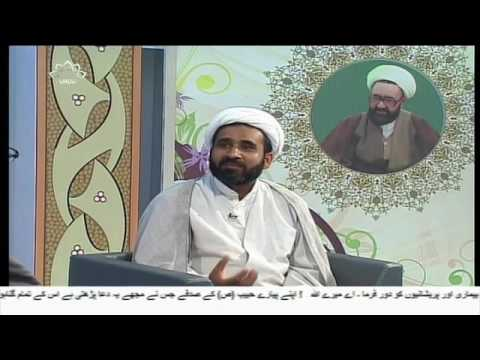 [02Aug 2017] سیرت ، شہید مطہری کی نگاه میں - فکر مطہر - Urdu