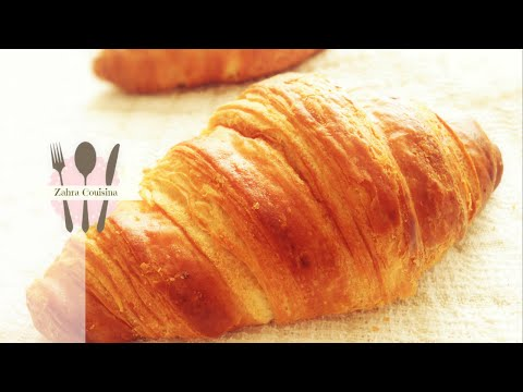 [Recipe] Easy Croissant - English