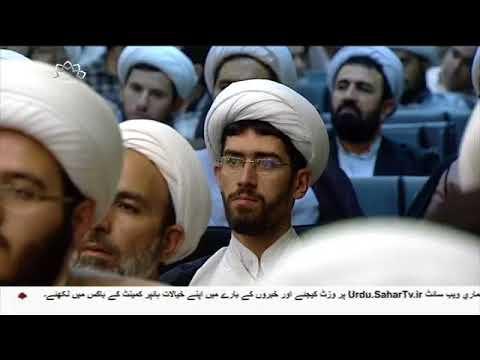 [20Aug2017] ایران علاقے میں امن و استحکام کا سرچشمہ ہے، جنرل سلیمانی - Urd