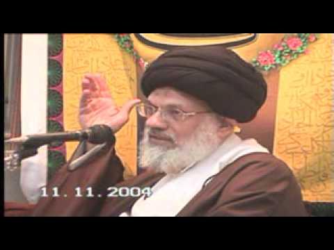 السيد الحائري محاضرة التوبة - Arabic