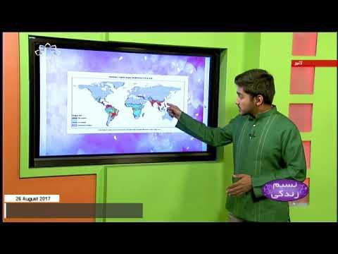 [ ڈینگو بخار کن علاقوں میں زیادہ پایا جاتا ہے [نسیم زندگی - Urdu