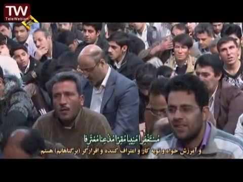 دعای کمیل مهدی سلحشورDoa Komeil by Mahdi Salahshor - Arabic sub Farsi