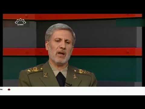[03Sep2017] ایران استقامت کی حمایت جاری رکھے گا: وزیردفاع - Urdu