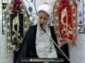 [01] Topic: Quran Or Imam Hussain (as) | H.I Ghulam Abbas Raesi - Muharram 1439/2017 - Urdu