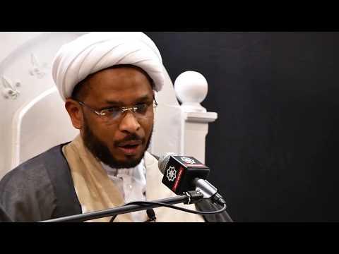 Muharram 2017 - Shaykh Usama Abdulghani - Lecture 1 | English