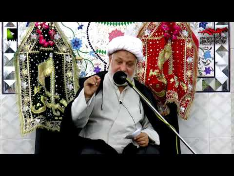 [03] Topic: Quran Or Imam Hussain (as) | H.I Ghulam Abbas Raesi - Muharram 1439/2017 - Urdu