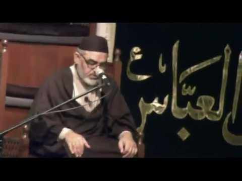 [03]حسینیت, نصرت حسین اور عصر حاضر کے تقاضے Maulana Ali Murtaza Zaidi - Muharram2017 Urd