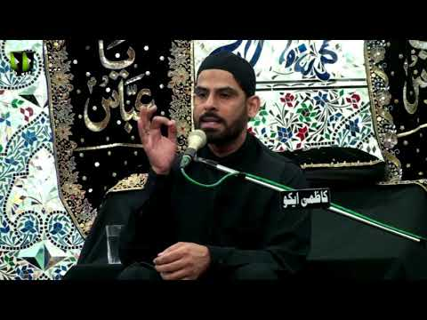 [03] Topic: معرفت اہلبیتؑ ، زیارت جامعہ   Moulana Mubashir Zaidi - Muharram 1439/2017 - Urdu