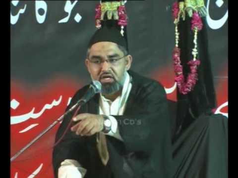 [Clip] Hujjat-e-Khuda Ki Nusrat - Maulana Ali Murtaza Zaidi Urdu