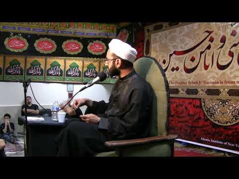 Shaykh Salim Yusufali | Day 10 Ashura | Muharram 2017 1439 English