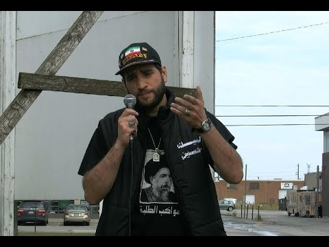 Speech by Br  Firas Al Najim - Toronto Protest & Azadari at Pakistan consulate General - English