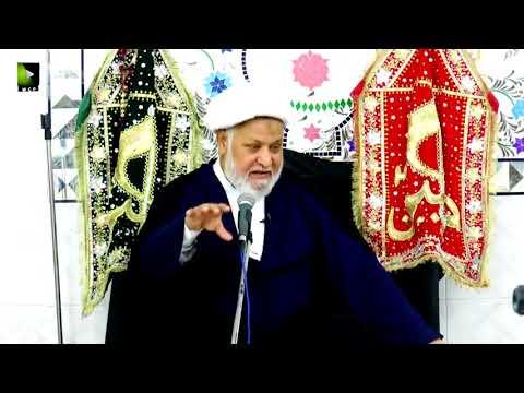 [02] Topic: Maarfat-e-Imam (as) | H.I Ghulam Abbas Raesi - Muharram 1439/2017 - Urdu