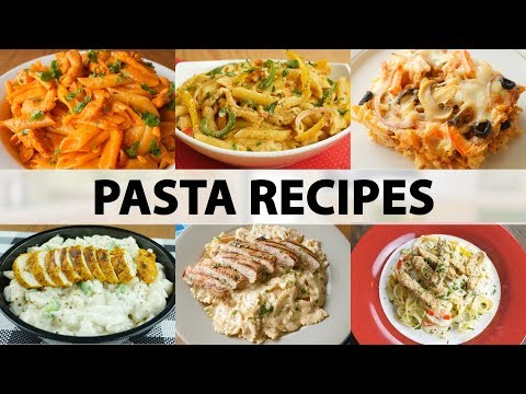 6 Must Try Pasta Recipes By Food Fusion - All Languages