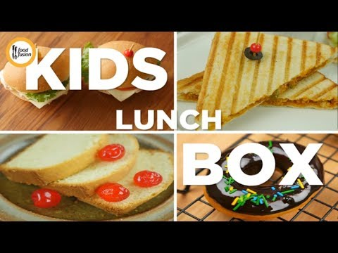 Kids Lunch Box Recipe By Food Fusion - All Languages