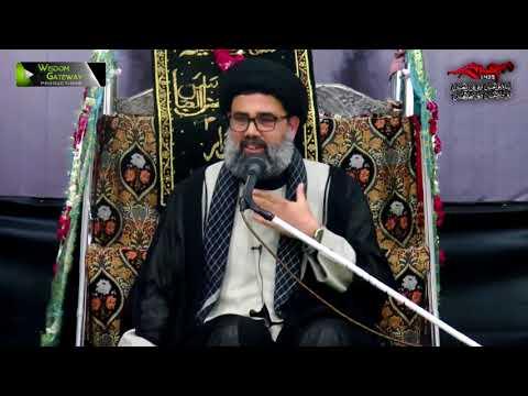 [04] Topic: Muhafizeen-e-Maktab - محافظینِ مکتب   H.I Ahmed Iqbal Rizvi - Muharram 1439/2017 - Urdu