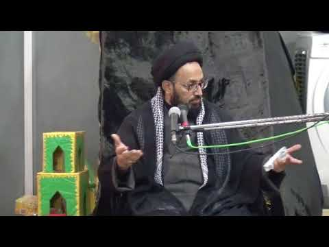 [05] Topic: زیارت وارثہ، حیاتِ کاملہ کا جامع منشور | H.I Sadiq Taqvi - Muharram 1439/201