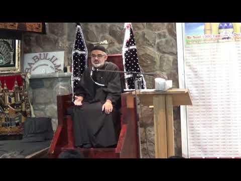 [6] Topic: Quran Aur Aimma(a.s) ki 250 Salah Zindagi say Tamasuk H.I Maulana Ali Murtaza Zaidi Urdu