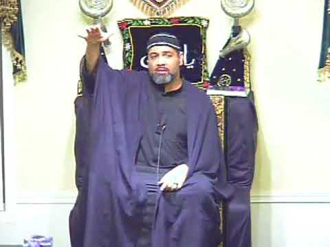 [7] Topic:The Rise And Decline Of Man | Maulana Asad Jafri  - English