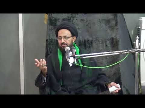 [08] Topic: زیارت وارثہ، حیاتِ کاملہ کا جامع منشور | H.I Sadiq Taqvi - Muharram 1439/201
