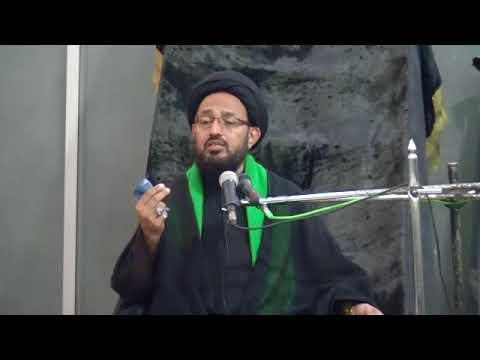 [09] Topic: زیارت وارثہ، حیاتِ کاملہ کا جامع منشور | H.I Sadiq Taqvi - Muharram 1439/201