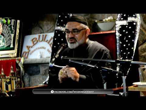 [3] Topic: قرآن اور آئمہ کی 250  سالہ زندگی سے تمسک | H.I Ali Murtaza Zaidi - Urdu