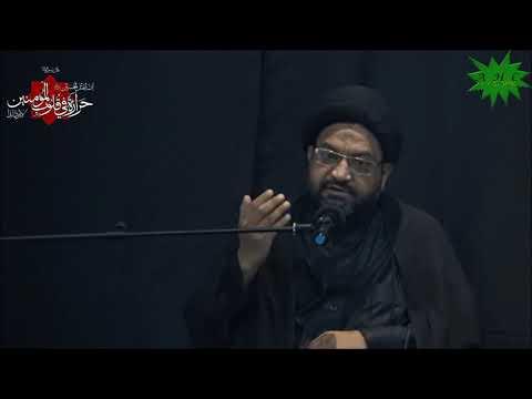 [03] Karbala Mareka-e-Haq Aur Batil | Eve 3rd Muharram 1439 | Moulana Syed Taqi Raza Abedi - Urdu
