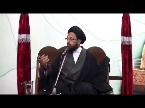 [01] Topic: عزاداری اور عصری تقاضے | H.I Sadiq Raza Taqvi - Muharram 1439/2017 - Urdu